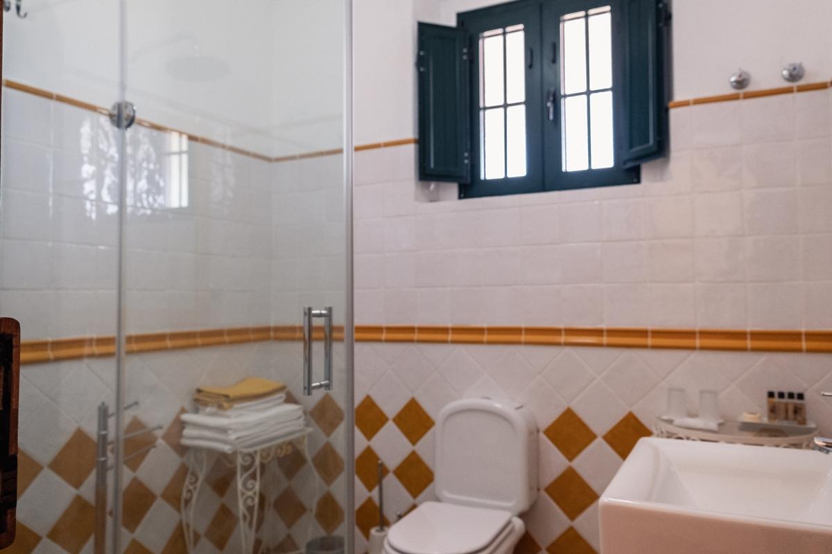 casa de banho Herdade Vale de Cabras